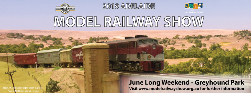 Adelaide Model Railway Exhibition 2019