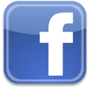 Facebook logo link to our Facebook page